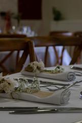 Début Mars / décoration serviette mariage