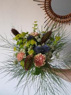 Début mars / bouquet champêtre