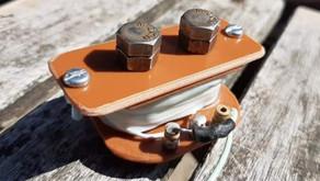 Self-Built One-String Humbucker Pickup