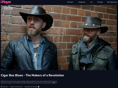 Dusk Brothers Appear On BBC One Documentary