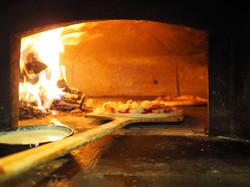 Taos Tap Room Oven