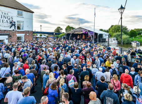 Dusk Brothers Confirmed To Play The Main Stage At Upton Blues Festival 2021