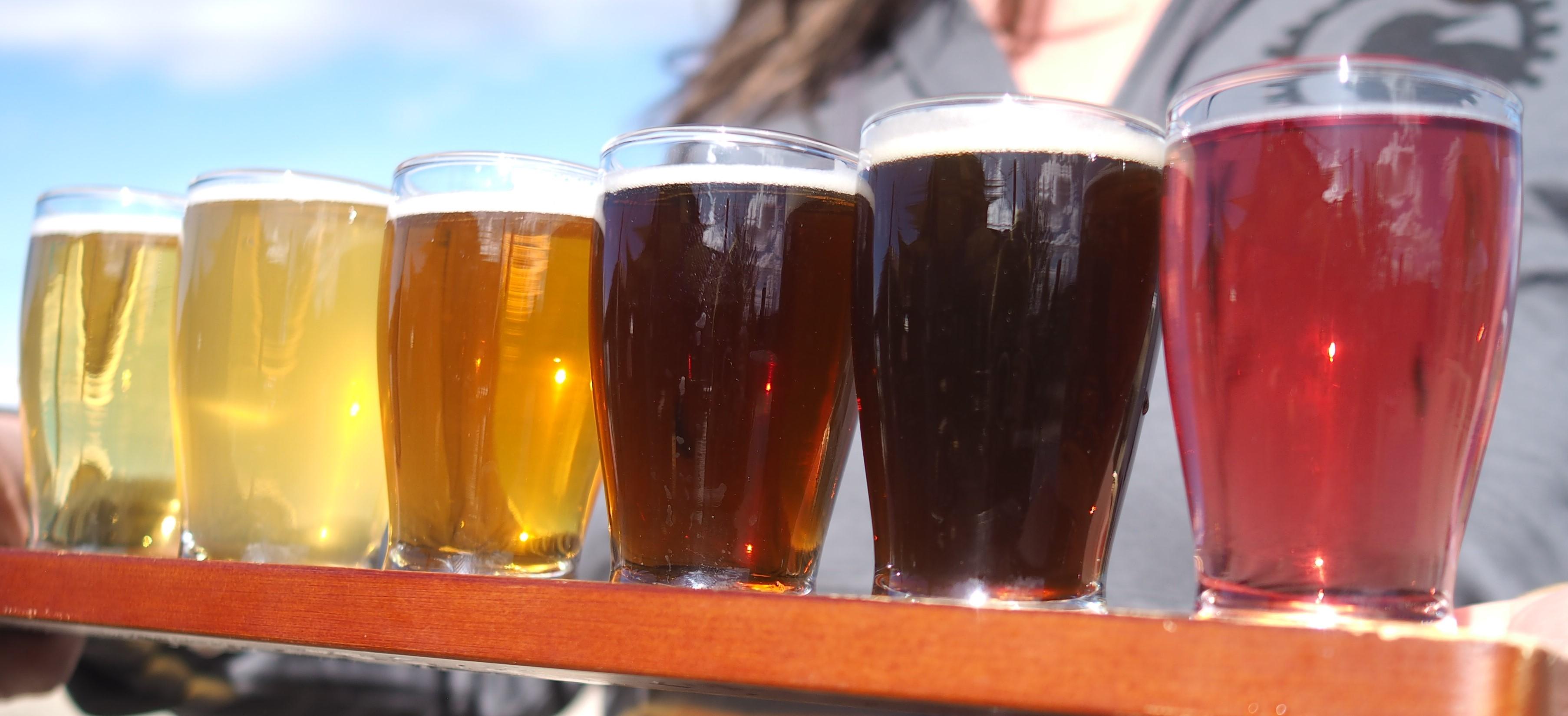 Beer or Cider...