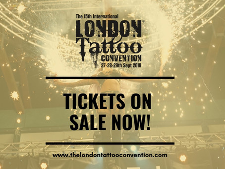 Dusk Brothers To Play At The London Tattoo Convention