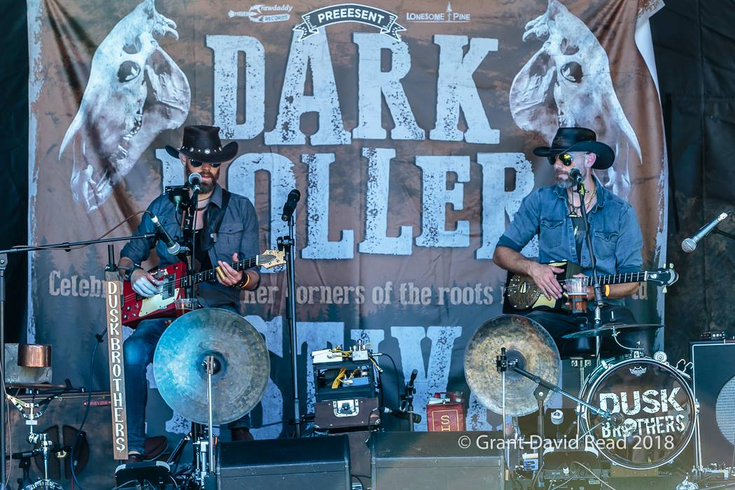 Dusk Brothers at Dark Holler Festival