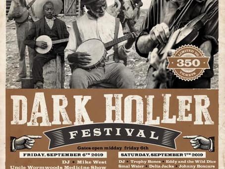 Line Up Announced For Dark Holler Festival