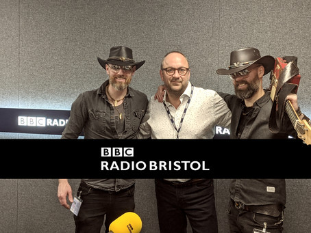 Listen To The Dusk Brothers Interview On BBC Radio Bristol