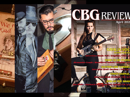 Dusk Brothers Featured In CBG Review Magazine