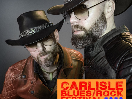 Carlisle Blues Festival Pledge