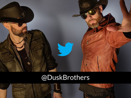 Secret Dusk Brothers Twitter Account...