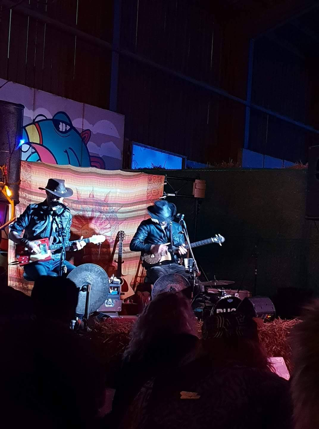 Dusk Brothers at Badgerfest 2018