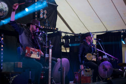 Dusk Brothers at Curry Rivel Festival