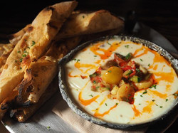 The Queso Fonduta is a deliciously smoky
