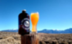 Beer, Glassware and Landscape