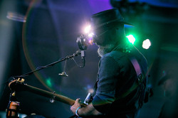 Dusk Brothers at Carling Blues Rock Festival