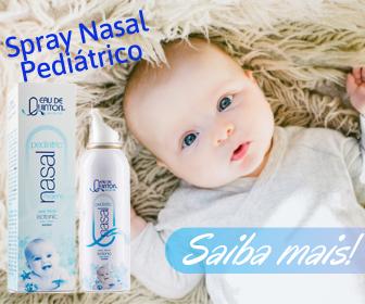 Spray nasal pediatrico Quinton