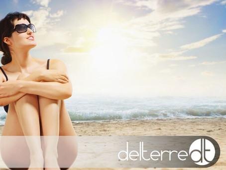 Hidratação After-Sun – Faz toda a diferença
