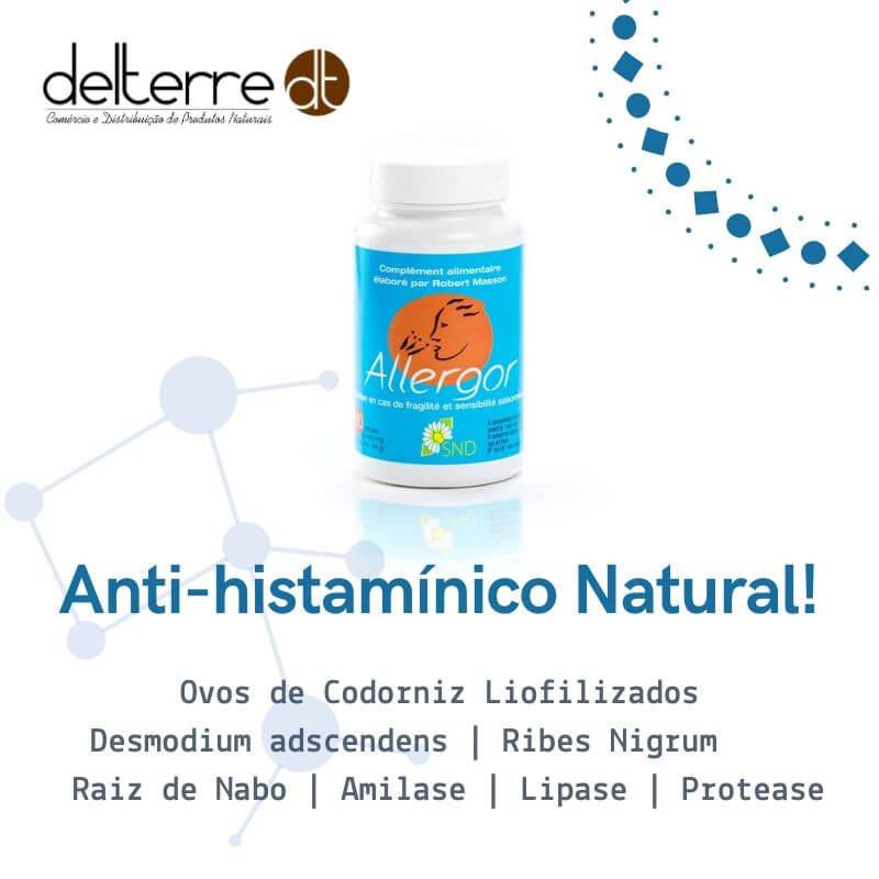 Desmodium adscendens – Anti-histamínico natural