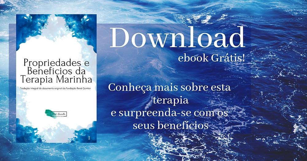 Ebook Terapia Marinha René Quinton