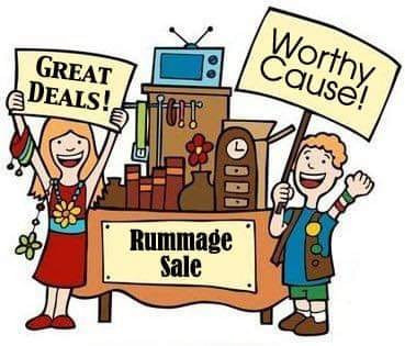 Rummage Sale - May 4th
