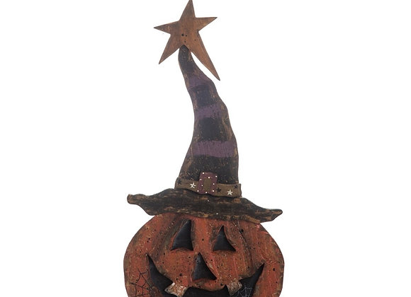 Jack-O-Lantern Pumpkin Decor