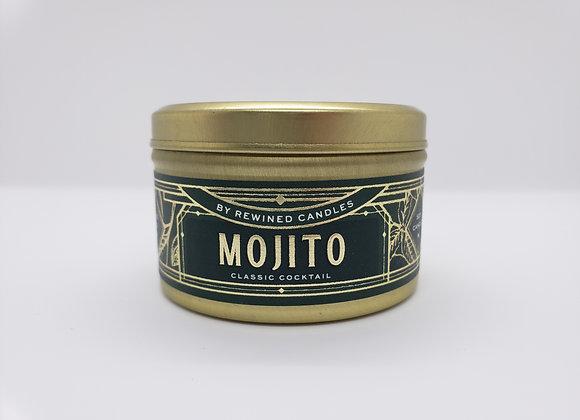 Mojito Travel Tin Candle - 2.5 oz