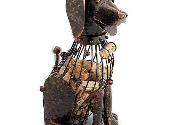 Corky Cage Corky the Dog