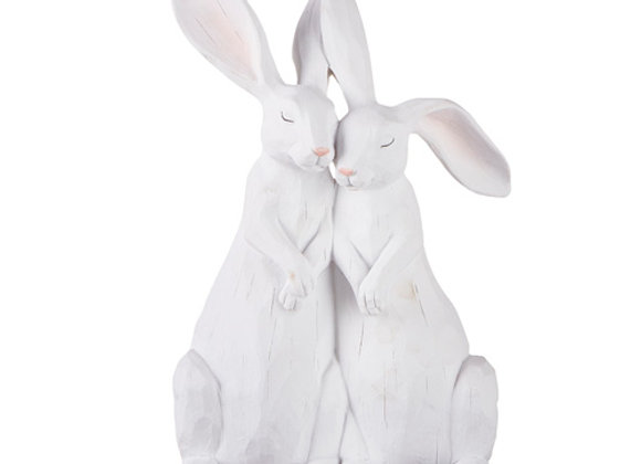 Bunny Couple in Love