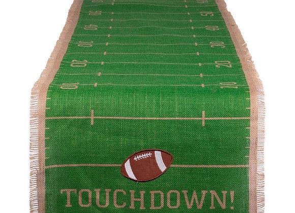 Touchdown/Field Table Runner