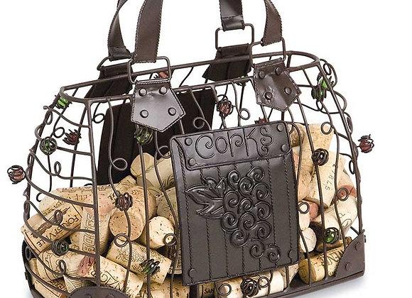 Corky Cage Handbag