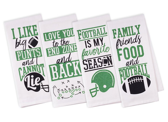 Game Day Printed Dishtowels - sold individually