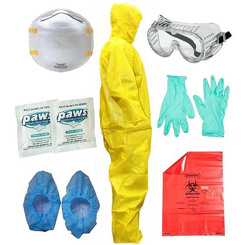 Personal Protective Equipment (PPP)