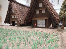 №04『合掌造り』静岡県西遠女子学園 歴史研究部Bチーム