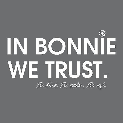 In Bonnie We Trust