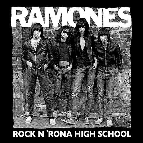RAMONES PARODY ROCK N 'RONA HIGH SCHOOL