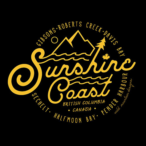 Sunshine Coast Stamp