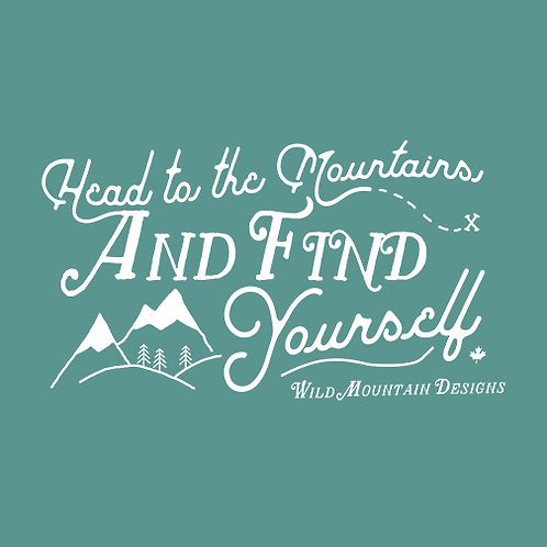 Head to the Mountains & Find Yourself
