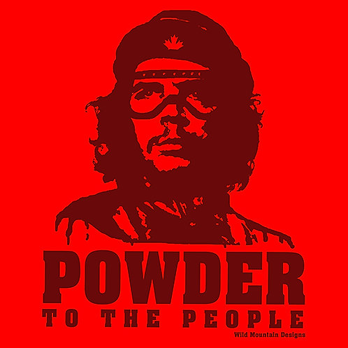 Powder to the People