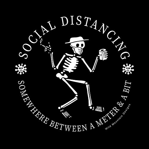SOCIAL DISTORTION / DISTANCING PARODY