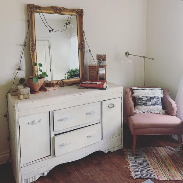 Vintage Boho Bedroom