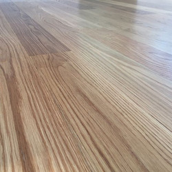 Oxford Engineered American White Oak T&G supplied,  installed,  sanded & finished in Whittlewaxes Ha