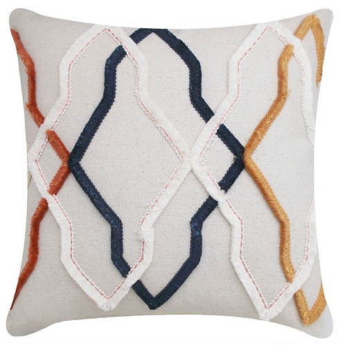 Rajani - Indoor Cushion - 45cm x 45cm