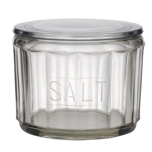 Hemmingway salt jar