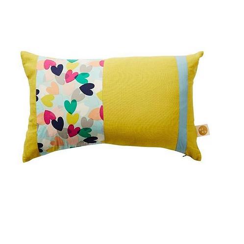 Alicia Patchwork Cushion