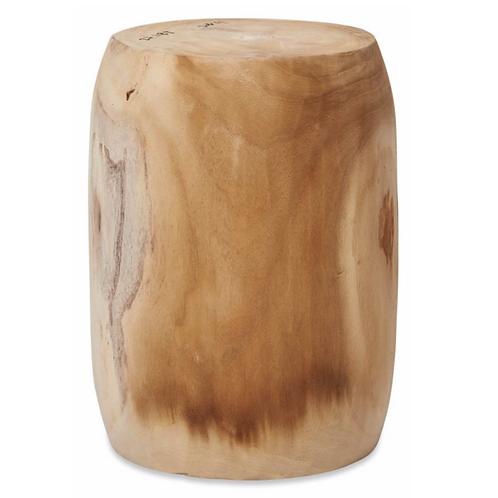 Hutch log stool