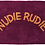 Thumbnail: Nudie Rudie bath mat - Boysenberry