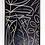 Thumbnail: Line Drawing Leaves - 62x92