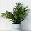 Thumbnail: Planter- Claude Blue - 2 sizes - 14cm/11cm