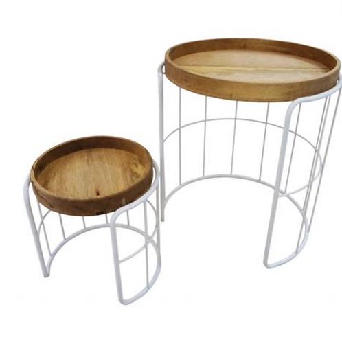 Cora nesting tables
