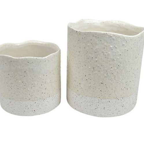 Tai planters - Set of 2 pots